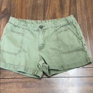 BP Olive Green Shorts Size 13